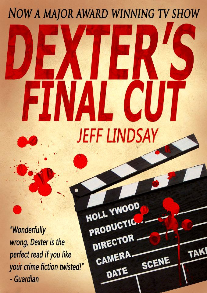 """Dexter's Final Cut:"" definitely worth a read for the show's novices and die-hard fans. Image taken from: darklydexter.com."