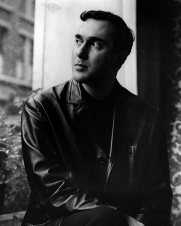 A photo of  the famous writer, Harold Pinter. Image taken from: static.guim.co.uk.