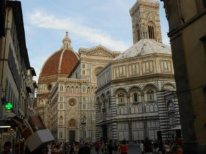 A beautiful look at the city of Florence. By Rachel Kenny.