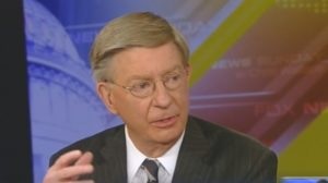 Washington Post columnist, George Will, though not a fan of the Address at all, comments on the speech. Image taken from: rawstory.com.