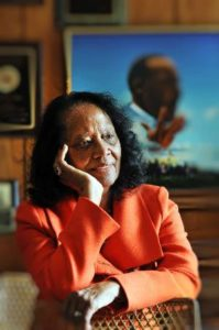An image of the inspirational civil rights leader herself, Theodora Smiley Lacey. Image taken from: media.northjersey.com.