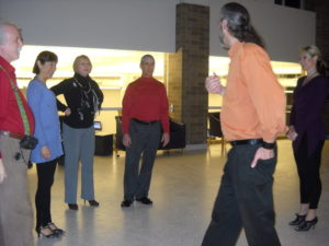 A look at Sager's tango class. By Bounlad Phengsom.