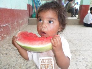 Photo of a presumably poverty-stricken Guatemalan. By Sandie Figueroa.