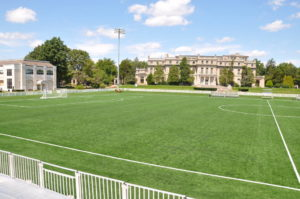 Hesse Field at MU.  Photo credit: Monmouthhawks.com