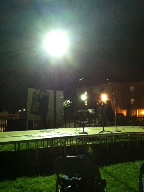 """Bum Rush The Stage"" The MU Poetry Slam"