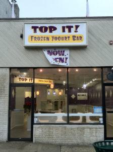 Top It! Frozen Yogurt Store Opens in West End