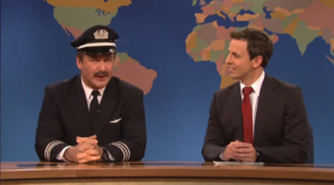 Alec Baldwin, Words with Friends, and Saturday Night Live vs. American Airlines