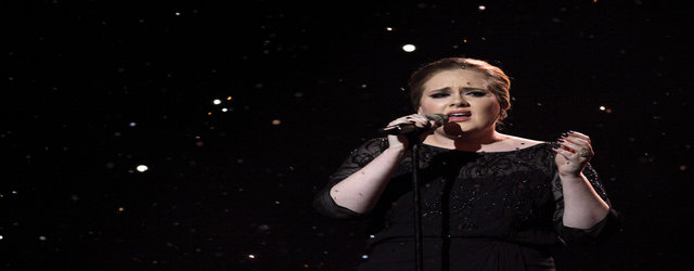 Adele Continues to Break Records