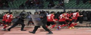 Egypt Soccer Game Ends With 74 Killed