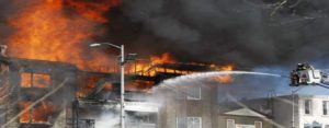 Huge Fire Devastates Downtown Long Branch