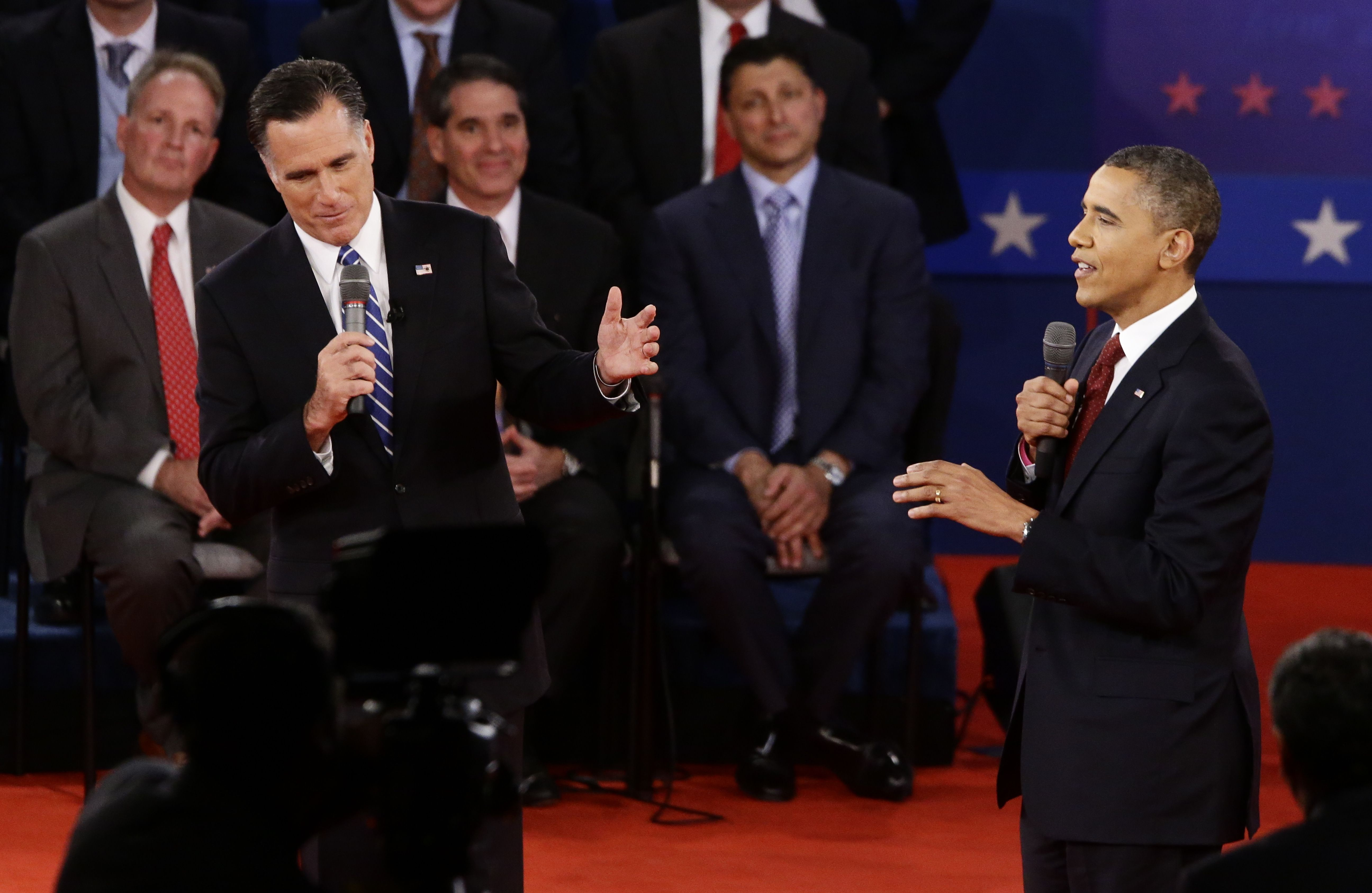 Obama's Debate Recovery