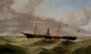 Civil War Steamship Reenters News as its Cargo Intrigues Florida Diver