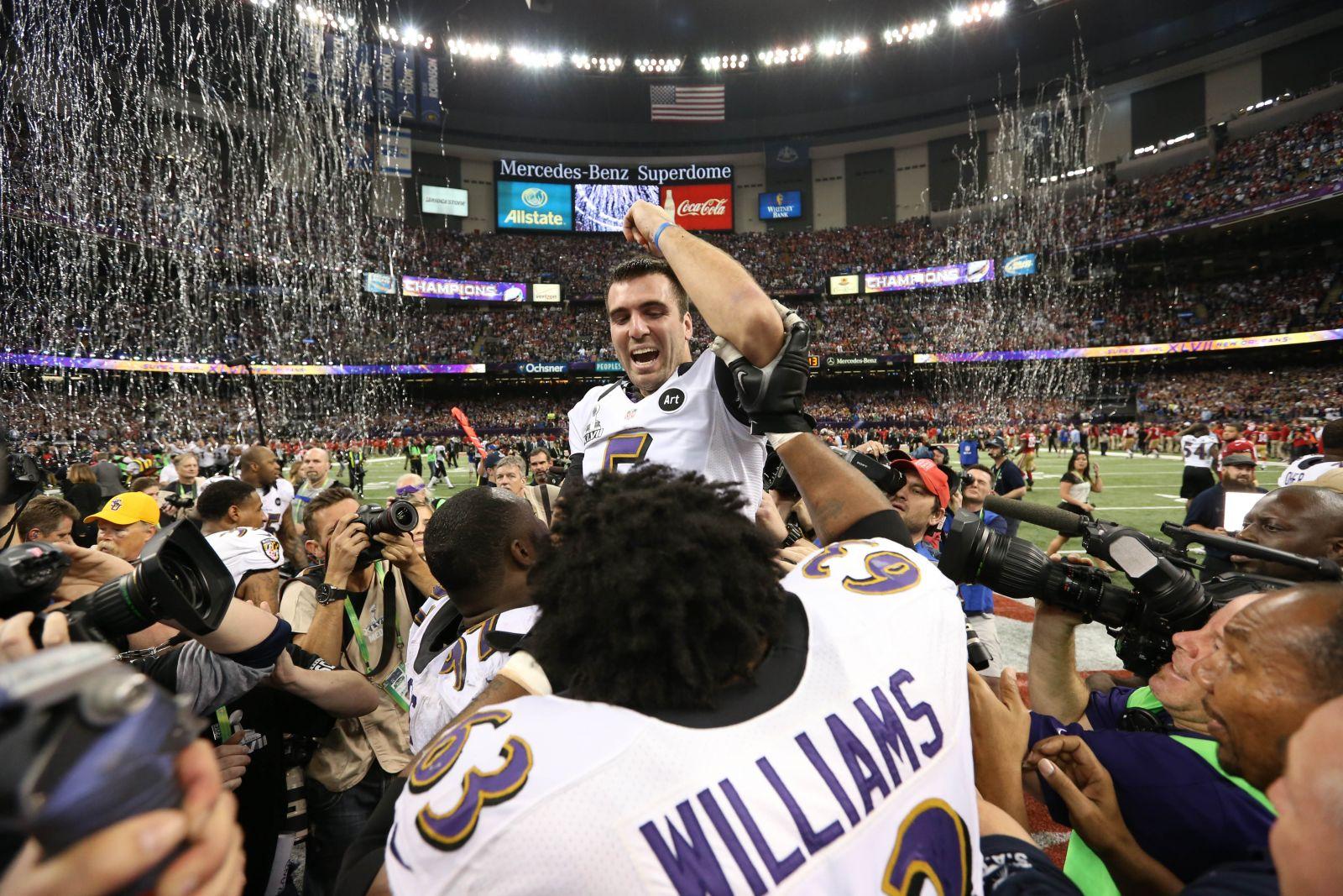 Baltimore Ravens: Superbowl XLVII Champions