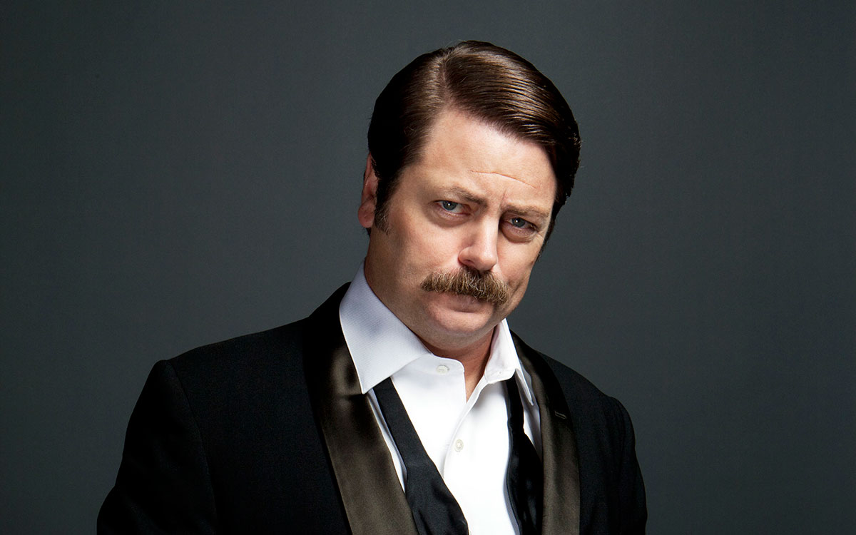 Life Lessons from Nick Offerman
