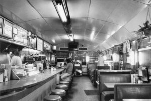 Peace, Love and the Diner Mentality