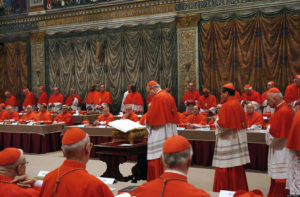 Awaiting the Balcony Greeting: A Look at the Papal Conclave