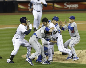 Brawl Proves Costly for Dodgers