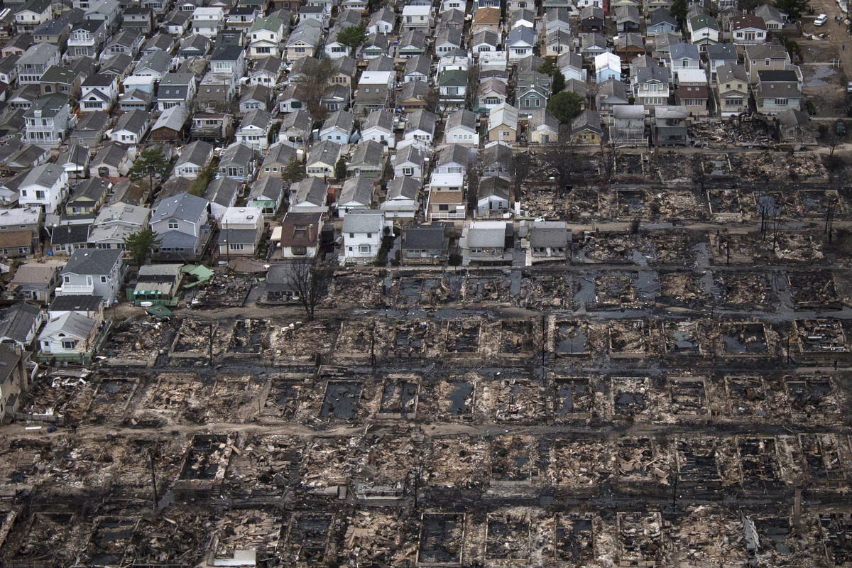 Global Understanding: Sandy's Silver Lining