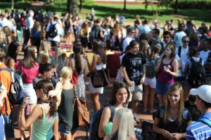 First Year Students: 12 Steps to Survive College