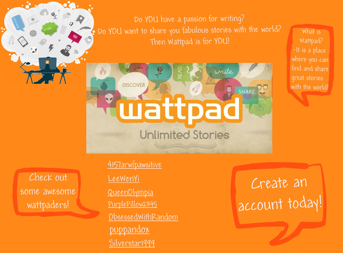 Wattpad: A New Way to Discover and Share Stories