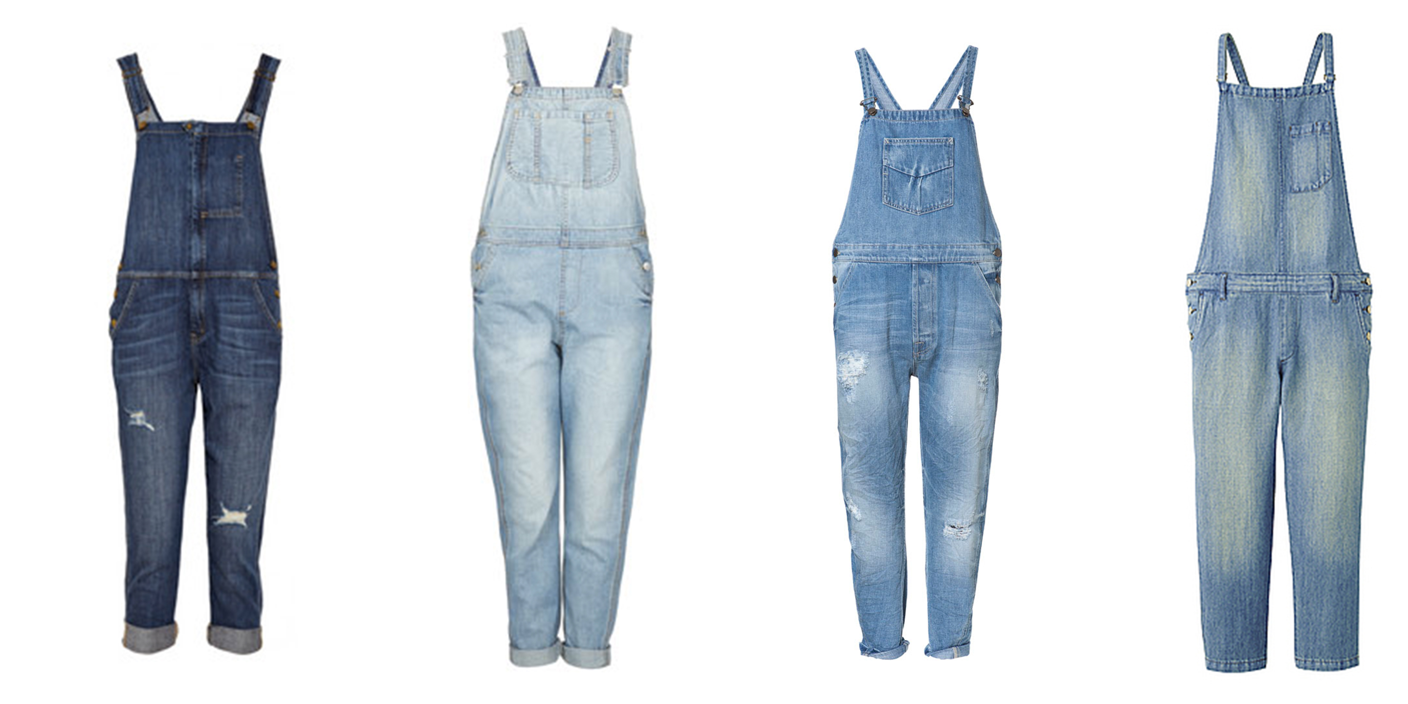 Overalls: From Farm-wear to Fall Trend