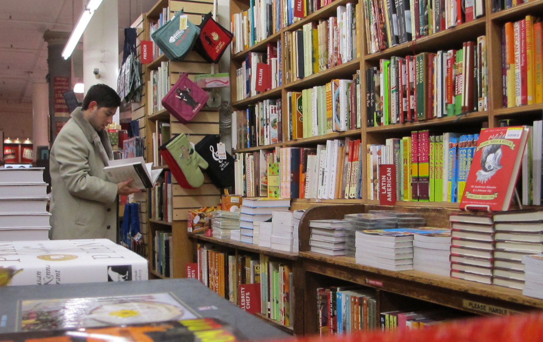 The Strand: 18 Miles of New and Used Books Ready for Discovery