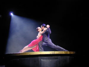 Lee Sager & The Argentine Tango