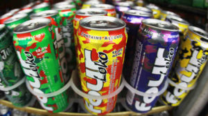 Four Loko Under Fire