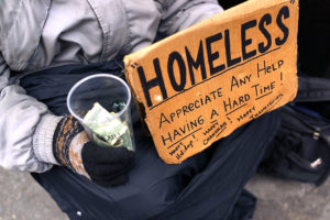 The Mean Streets: Homelessness in New York City