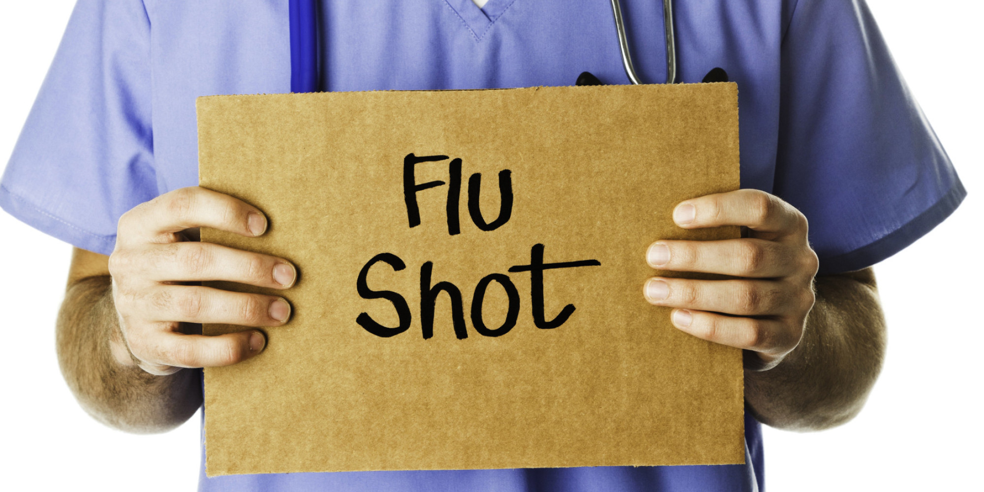 Needle-phobes Rejoice: Flu Shot Isn't The Only Answer
