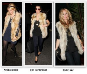 Paint the Town or Its Fur Red?