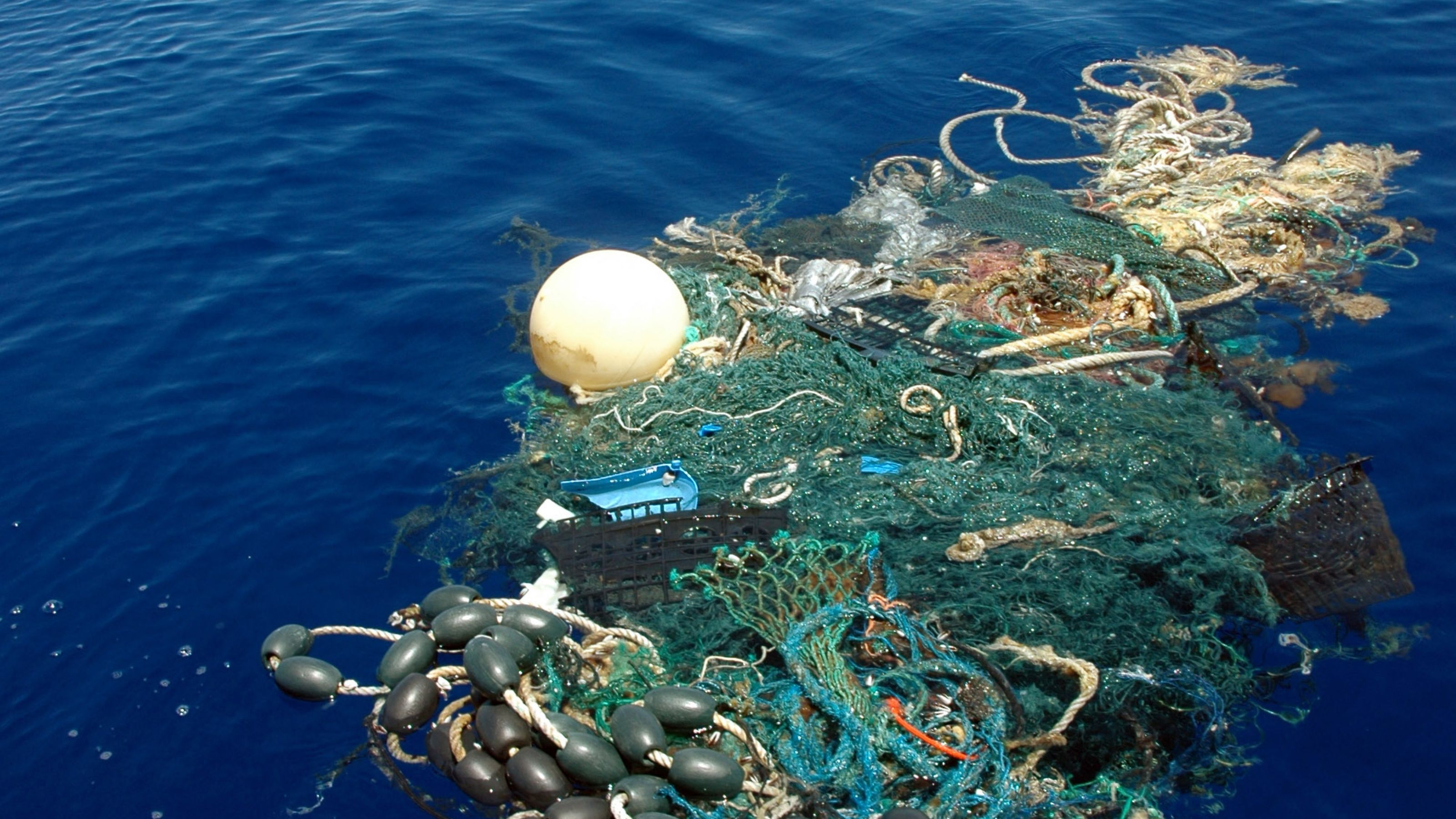 270,000 Tons of Plastic Found in Oceans