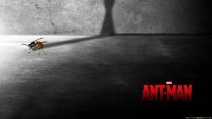 The Comedic Superhero, Ant Man