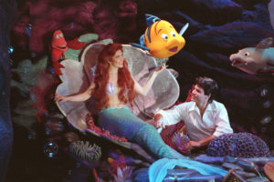The Little Meltdown: Meeting Ariel at Disney World