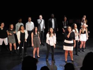Sea Sharps Perform A Cappella Winter Showcase