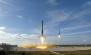 Falcon Heavy: A Major Success